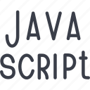 coding, development, java, javascript, language, programming, script icon