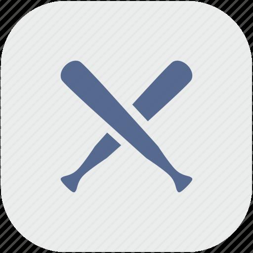 app, baseball, game, gray, sport icon