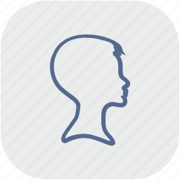 app, boy, gray, hair, head, style icon