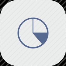 app, chart, data, diagram, gray, report icon