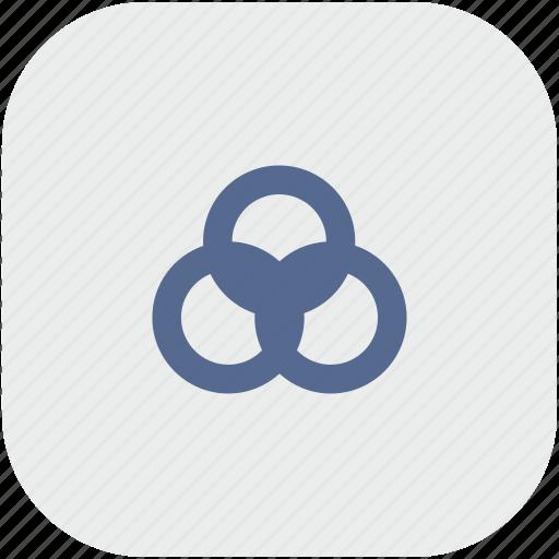 app, color, gray, ink, pallete, printer, rgb icon