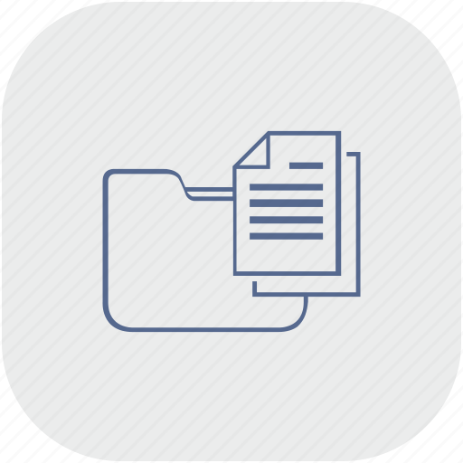 app, copy, document, folder, gray icon