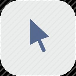 app, cursor, gray, mouse, pointer icon