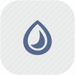 app, color, drop, gray, ink, printing icon