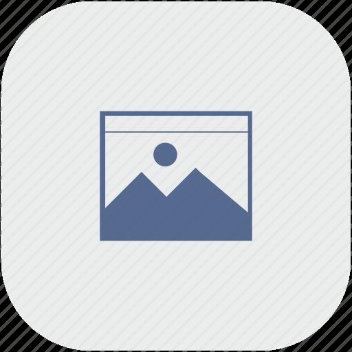 app, file, gray, image, picture icon
