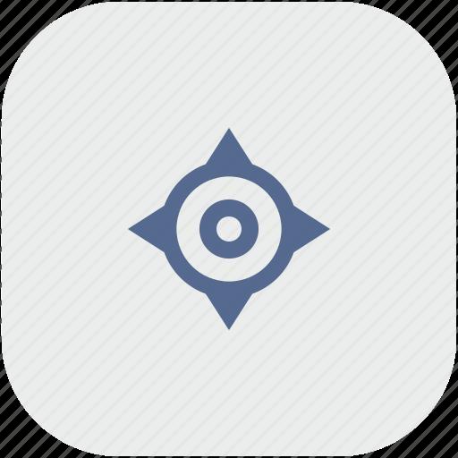 app, cursor, geo, gray, navigation, position icon