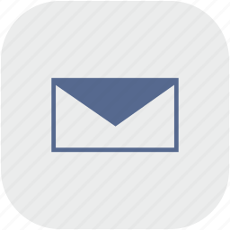 app, file, gray, letter, news icon