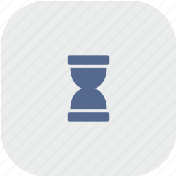 app, cursor, gray, loading, pause, process, time icon