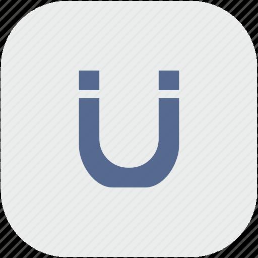 app, electromagnet, gravity, gray, magnet icon