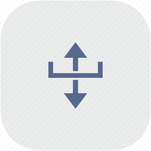 app, border, gray, margin, measure icon