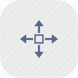 app, cursor, gray, turn, window icon