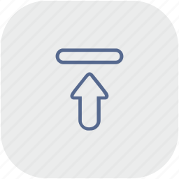 app, file, gray, transfer, upload icon