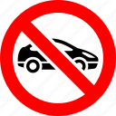 auto, automobile, cars, no parking, prohibition, traffic, vehicles