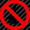 beach, boat, no, prohibition, sailing, ship, sign