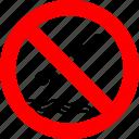 dive, diving, pool, prohibition, sign, sport, swim