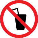 beverages, forbidden, prevention, prohibition icon