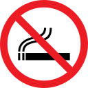 forbidden, nosmoking, prohibition, smoking icon