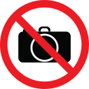 camera, forbidden, impossible, prohibition icon