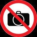 camera, forbidden, impossible, prohibition