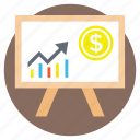 bar chart analysis, business analysis, business growth, financial analytics, investment