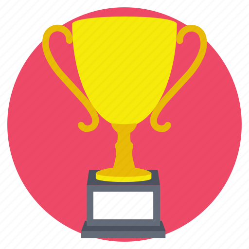 award, cup, gold trophy, prize cup, winner reward icon