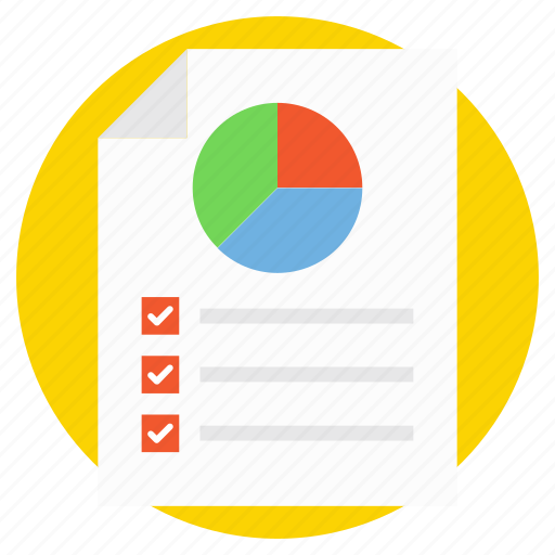 Pie Chart Analysis Productivity Information Proportional Analysis
