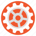 cogwheel, configuration, preferences, settings, setup icon