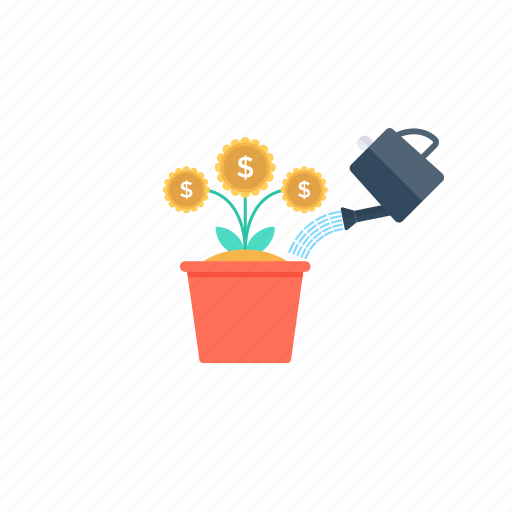 assets, capital, finance, investment, money icon