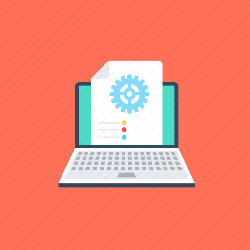 application support, settings, site configure, system administration, system configure icon