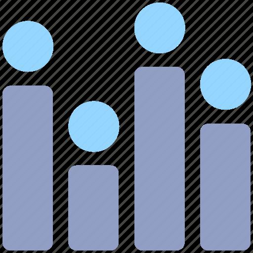 bar, bar graph, chart, graph, graphic icon