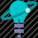 bulb, idea, innovation, lamp, light