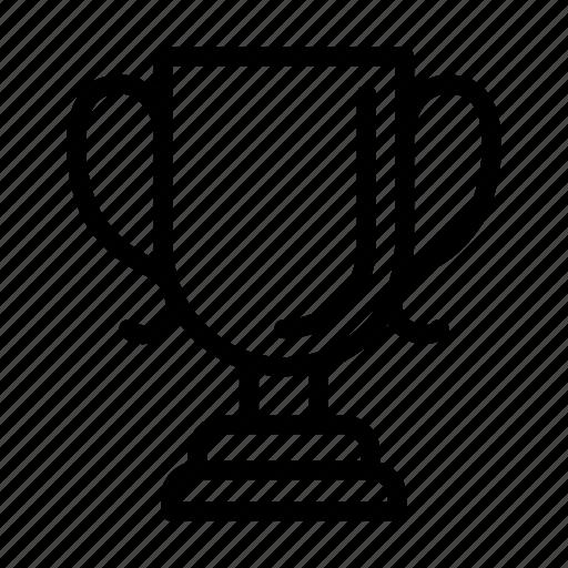 achievement, award, cup, goal, prize icon