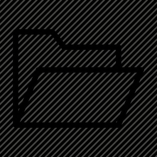 archive, directory, files, folder, portfolio icon