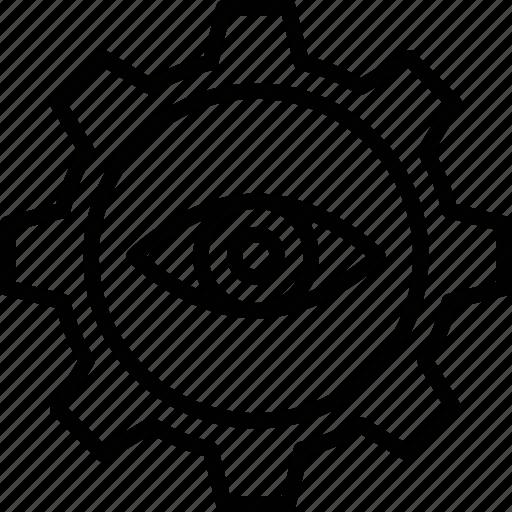 cog, cogwheel, gear, preferences icon