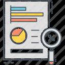 analysis, analytics, data, report, statistics, stats icon