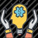 business, business idea, creativity, idea icon