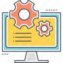 administration, coding, development, programming