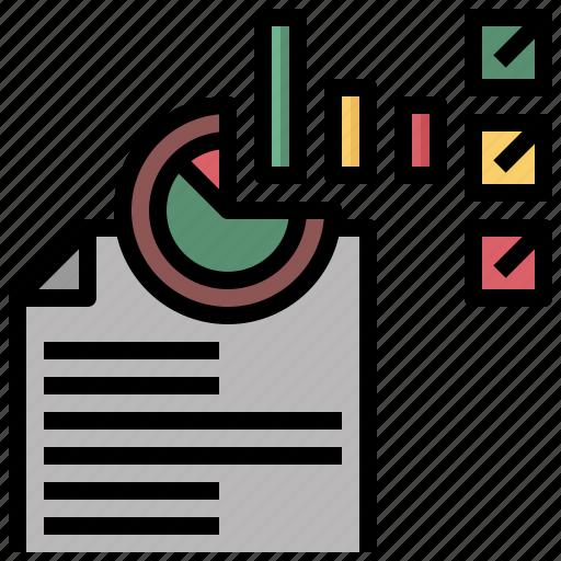 business, chartgraphic, finances, financial, presentation, statistics icon