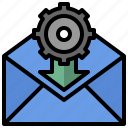 email, envelope, interface, mail, mails, message, multimedia icon