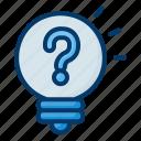 solution, innovation, idea, light, bulb, creativity, think