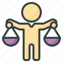 balance, management, decision, risk, making, law