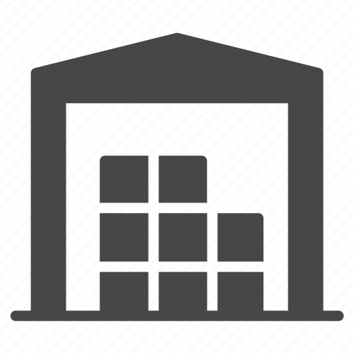 Building, estate, manufacturers, silo, storage, warehouse icon - Download on Iconfinder