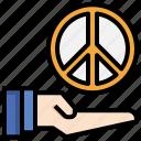 hippie, miscellaneous, pacifism, peace
