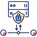 cybersecurity, ssi encryption, ssi encryption icon, website safety icon