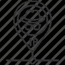 anonymity, hidden ip, hidden ip icon, online privacy icon