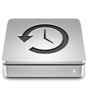 http://cdn1.iconfinder.com/data/icons/pry_hardware/128/Aluport_Time_Machine.png