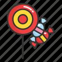 candy, lollipop, place, sweet
