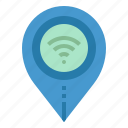 connectivity, internet, signal, wifi, wireless icon