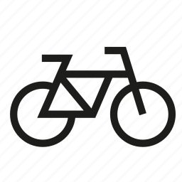 bicycle, bike, cyclist, exercise, ride, transportation icon