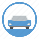 car, parking, vehicle, zone icon
